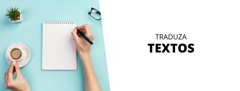 Traduza textos