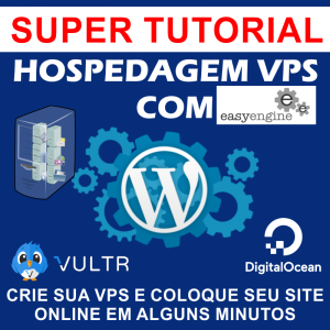 configurando hospedagem vps easy engine blog wordpress