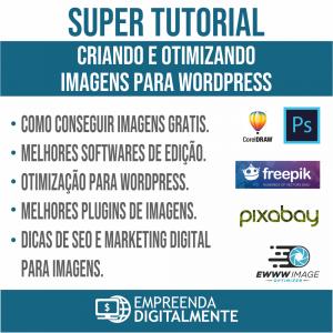 Como FAZER e OTIMIZAR as imagens no WordPress
